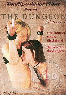 The Dungeon Volume 1 Box Cover