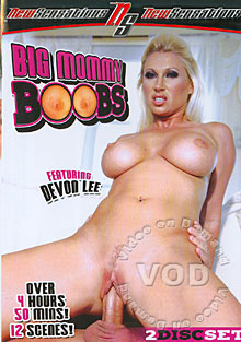 Big Mommy Boobs Box Cover