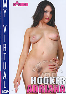 My Virtual Hooker - Adriana Box Cover