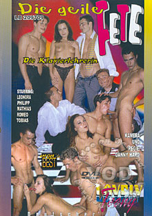 Die Geile Fete Box Cover