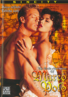 The Erotic Adventures Of Marco Polo Box Cover