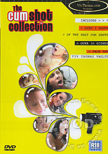The Cum Shot Collection Box Cover
