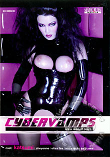 Cybervamps Box Cover