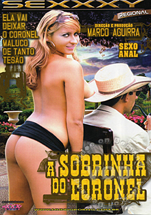 A Sobrinha Do Coronel (Colonel's Niece) Box Cover