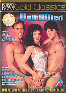 UninhiBIted Box Cover