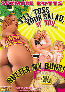 I'll Toss Your Salad If You Butter My Buns Box Cover