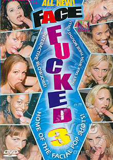 Face Fucked 3 Box Cover