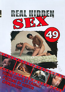 Real Hidden Sex 49 Box Cover