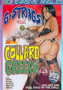 G-Strings And Collard Greens Box Cover