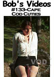 Bob's Videos #133 - Cape Cod Cuties Box Cover