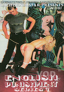 English Punishment Series 7 Box Cover