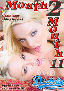 Mouth 2 Mouth 11 Box Cover