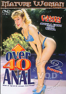 Over 40 Anal