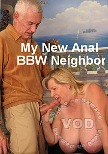 My New Anal BBW Neighbor Box Cover