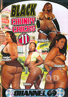 Black Chunky Chicks #11