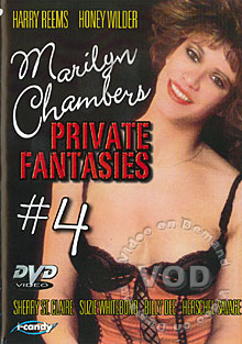 Marilyn Chambers Private Fantasies 4 Box Cover