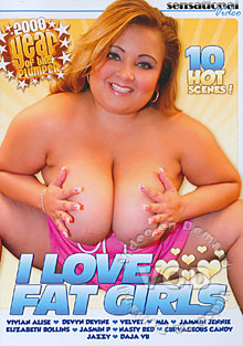 I Love Fat Girls Box Cover