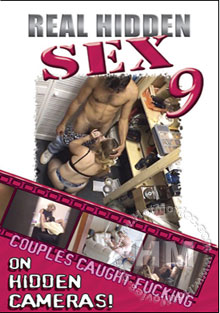 Real Hidden Sex 9 Box Cover
