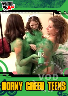 Horny Green Teens