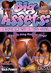 Big Assets - I Dream Of A Big Girl Box Cover