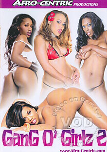 Gang O' Girlz 2 Box Cover