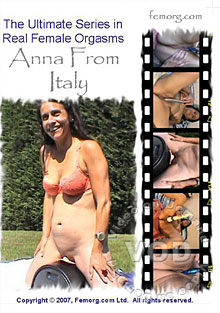 Anna From Italy Box Cover