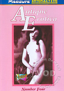 Antique Erotica Number Four Box Cover