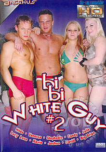 Bi Bi White Guy #2 Box Cover
