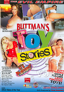 Buttman's Toy Stories Box Cover