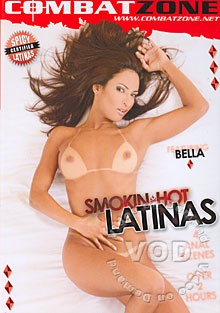 Smokin Hot Latinas Box Cover