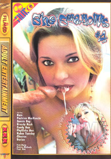She Swallows #4 Box Cover
