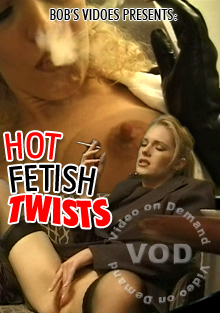 Hot Fetish Twists Box Cover