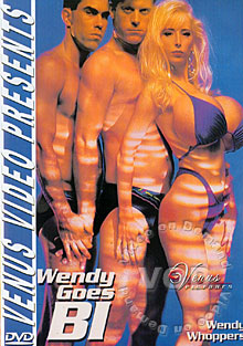 Wendy Goes Bi Box Cover