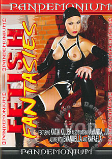 Fetish Fantasies Box Cover