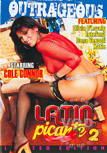 Latin Picante 2 Box Cover
