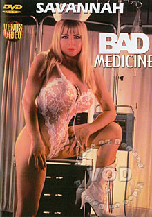 Bad Medicine Box Cover