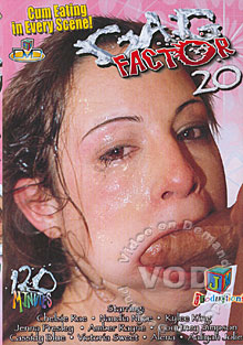 Gag Factor 20 Box Cover