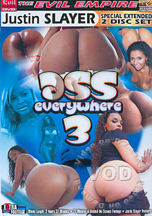 Ass Everywhere 3 (Disc1)