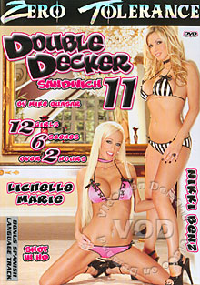 Double Decker Sandwich 11 Box Cover