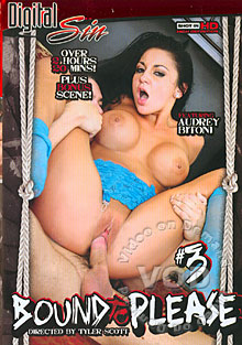 Bound To Please #3 Box Cover