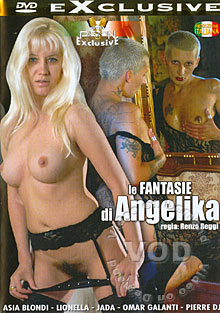 Le Fantasie Di Angelika Box Cover