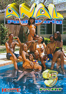 Anal Pool Party 5