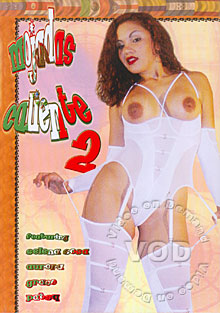 Mojadas Caliente 2 Box Cover