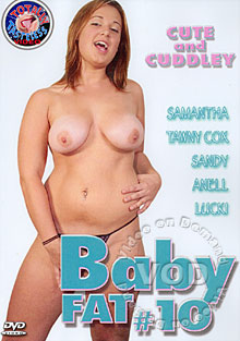 Baby Fat #10 Box Cover