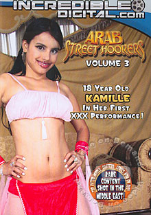Arab Street Hookers Volume 3 Box Cover
