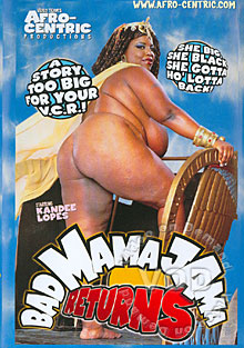 Bad Mama Jama Returns Box Cover