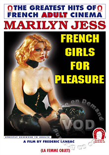 French Girls For Pleasure (English Language) Box Cover