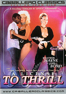 A License To Thrill