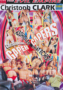 Gaper Capers Box Cover - Login to see Back