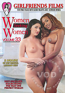 Women Seeking Women Volume 33 Box Cover